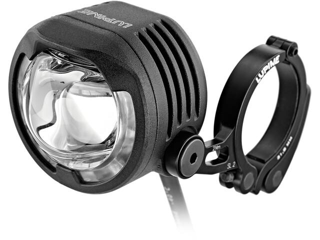 Lupine SL AF Koplamp zonder batterij met stuurhouder diameter 31,8mm